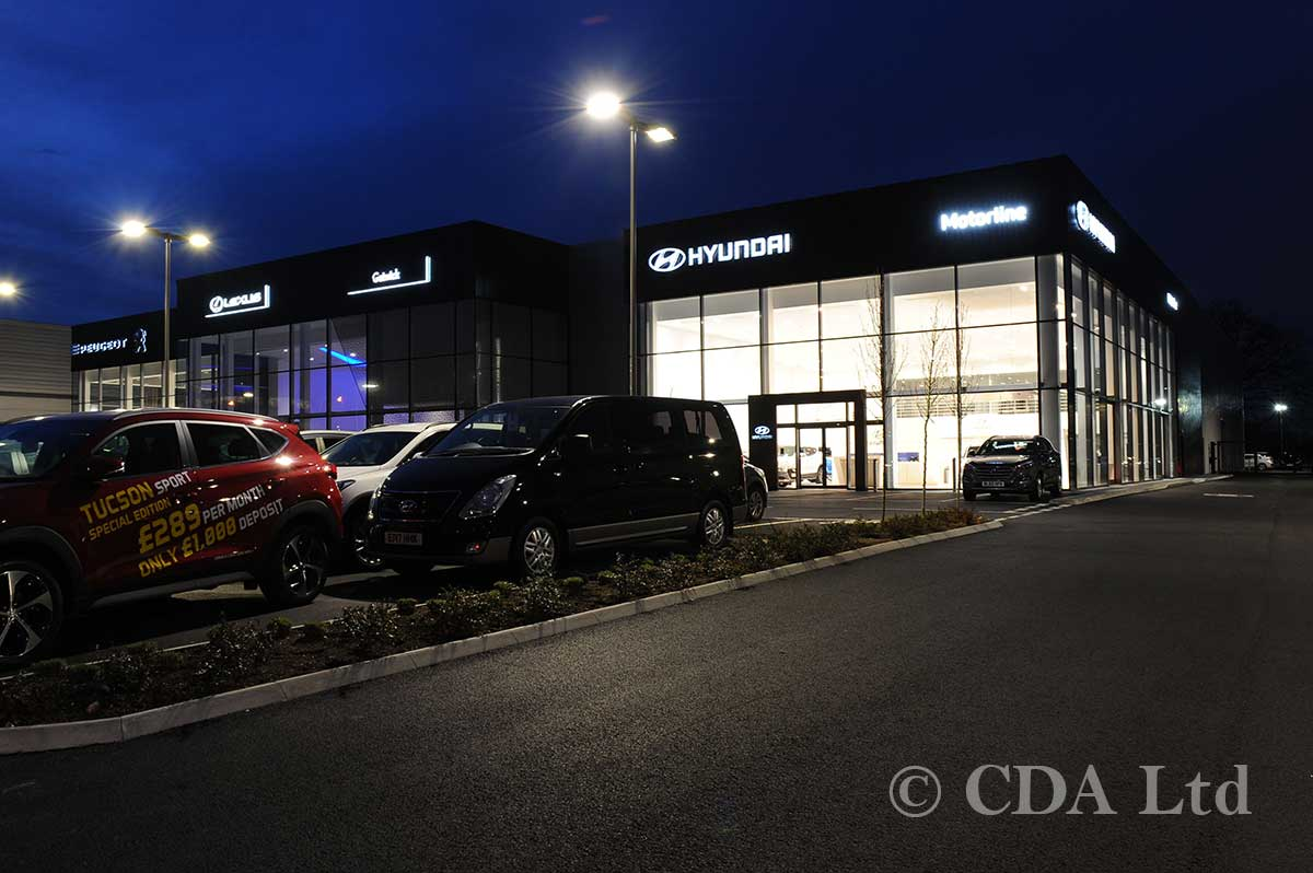 Crawley Car Showrooms