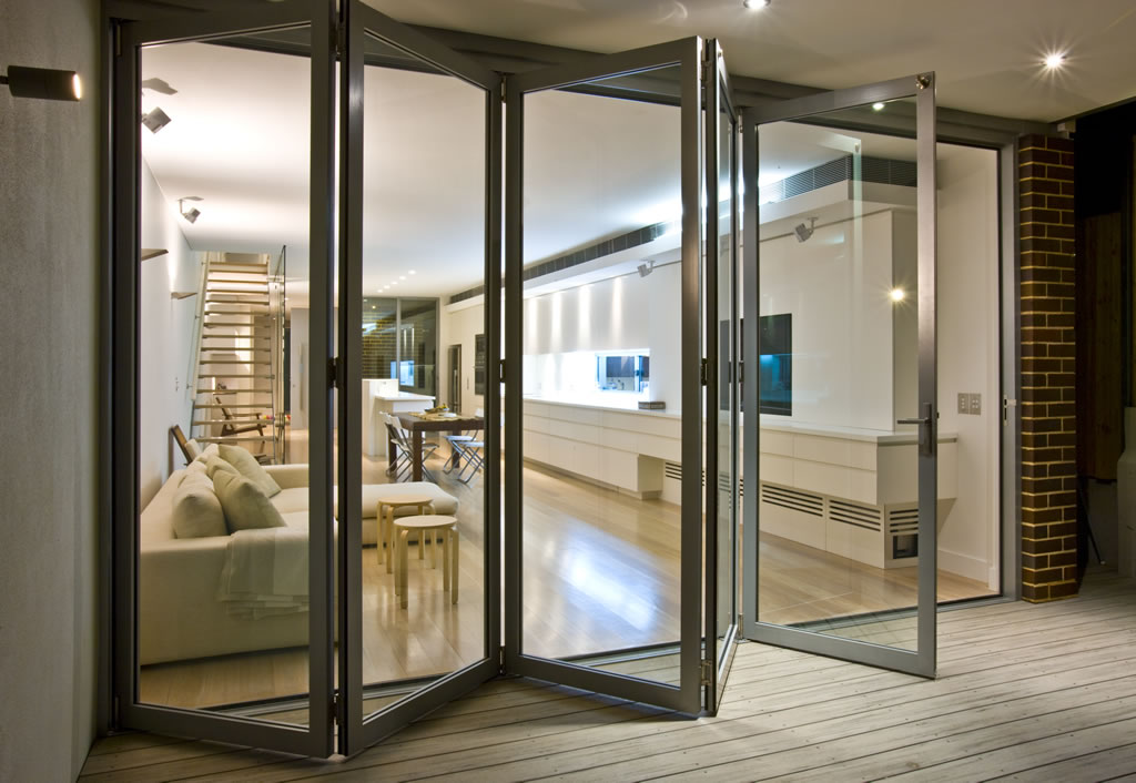 Aluminium bi fold door costs Winchester