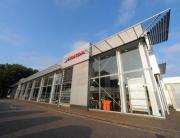 Aluminium shop front Southampton
