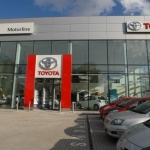 Toyota Car Showroom