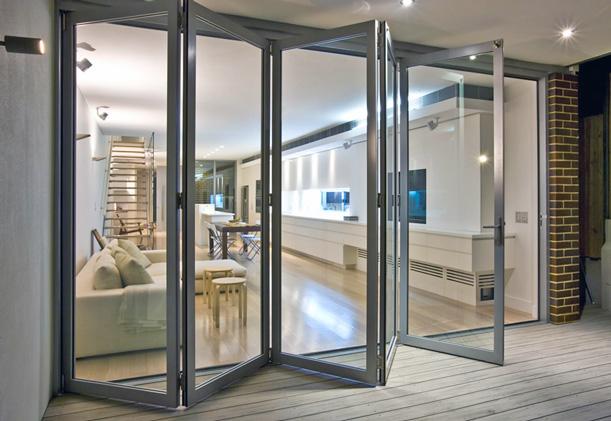 Aluminium Bi-Fold Doors Winchester | CDA | Free Quote