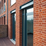 Commercial Aluminium Windows, Southampton