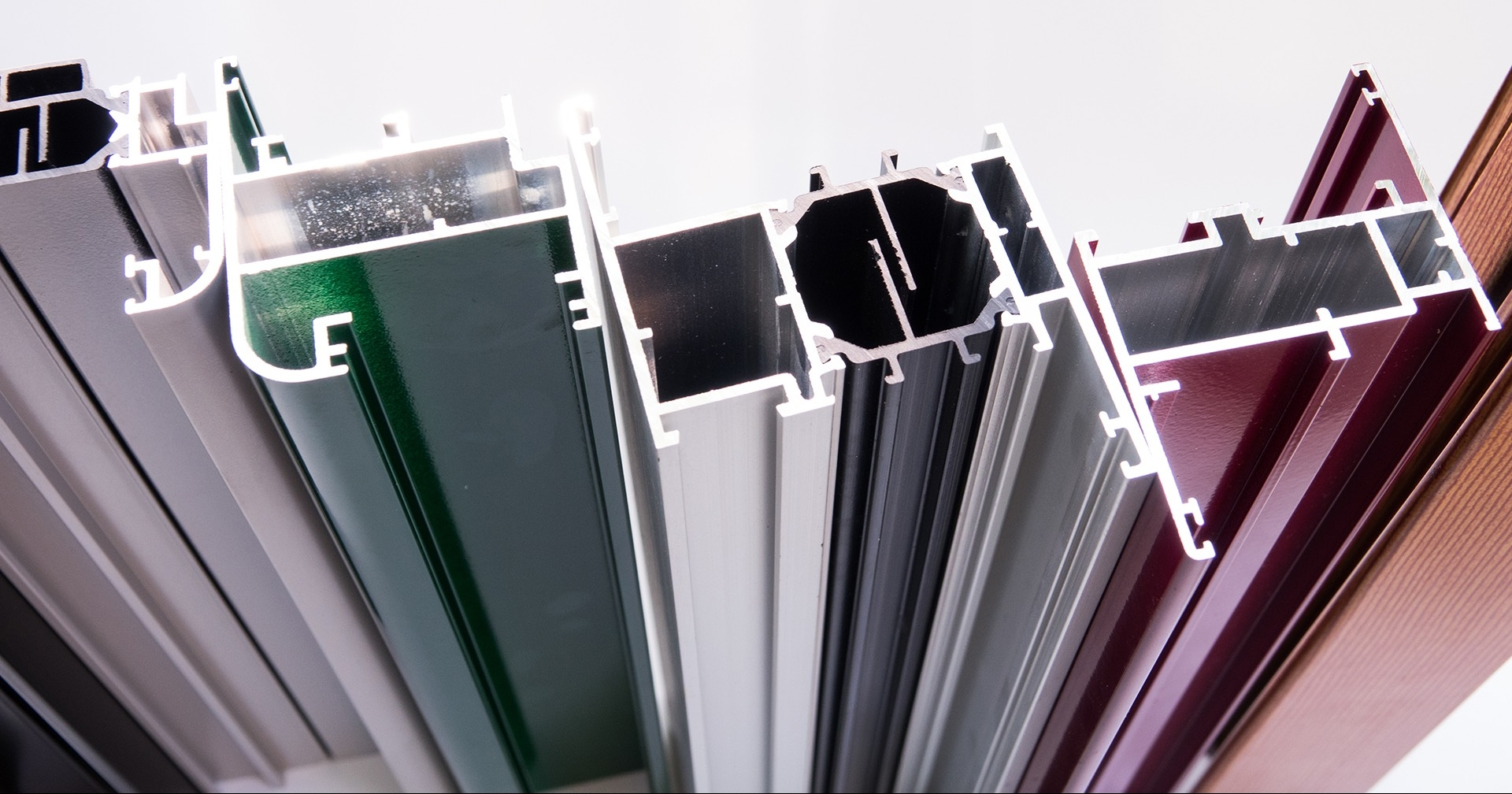 Aluminium Windows and Doors RAL Profile Colours, Hampshire