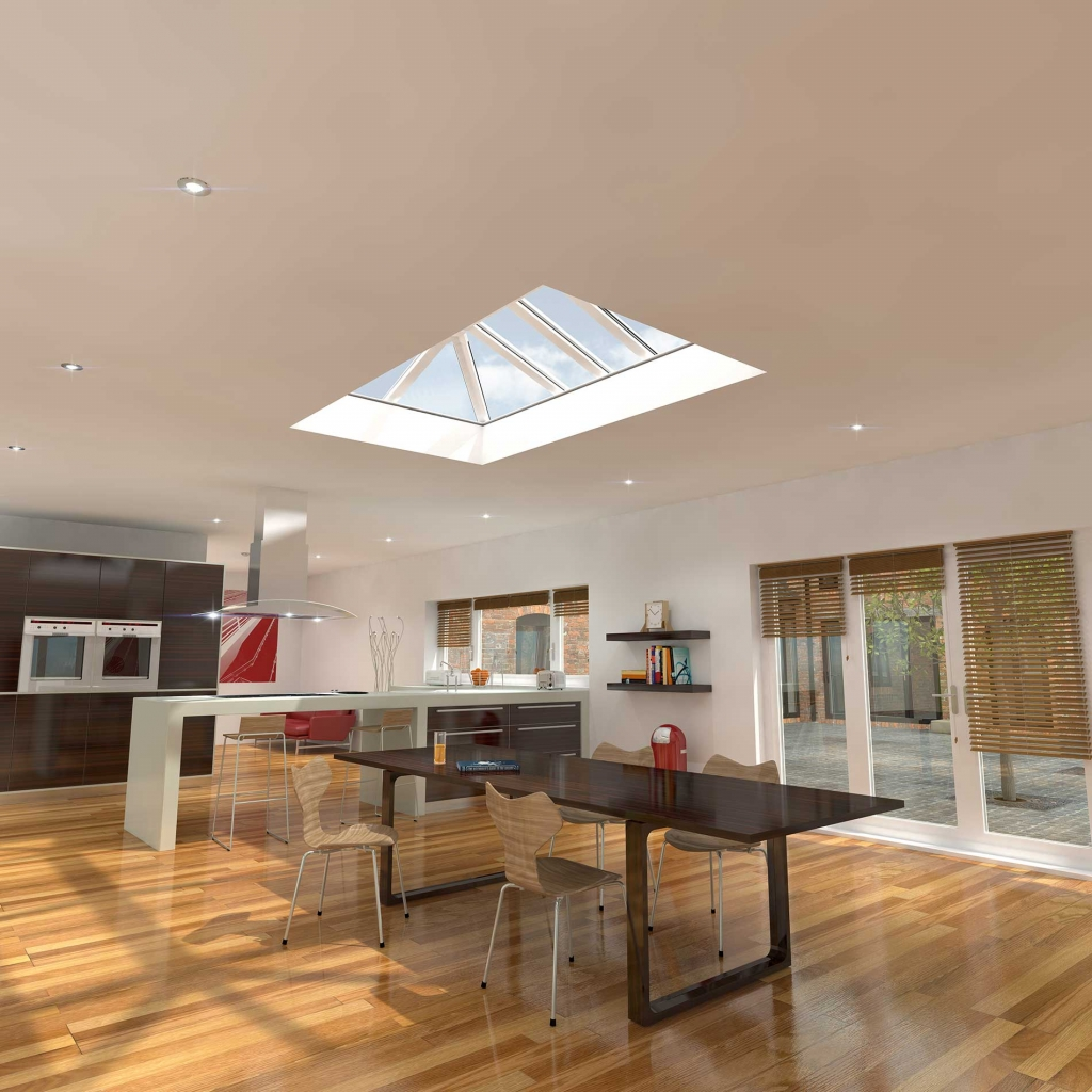 uPVC Roof Lantern Window, Southampton